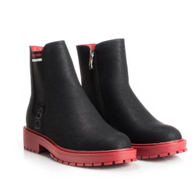 Betsy_black_womens_ankle_boot Μαύρο