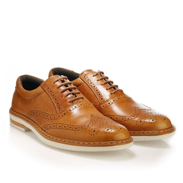 Mario Donati Ανδρικό derby παπούτσι Ταμπά