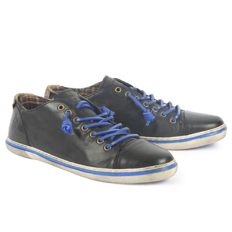 Ανδρικό sneaker Urbanfly Μαύρο