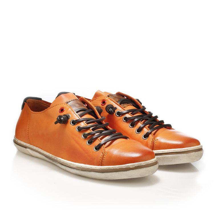Ανδρικό sneaker Urbanfly  Πορτοκαλί