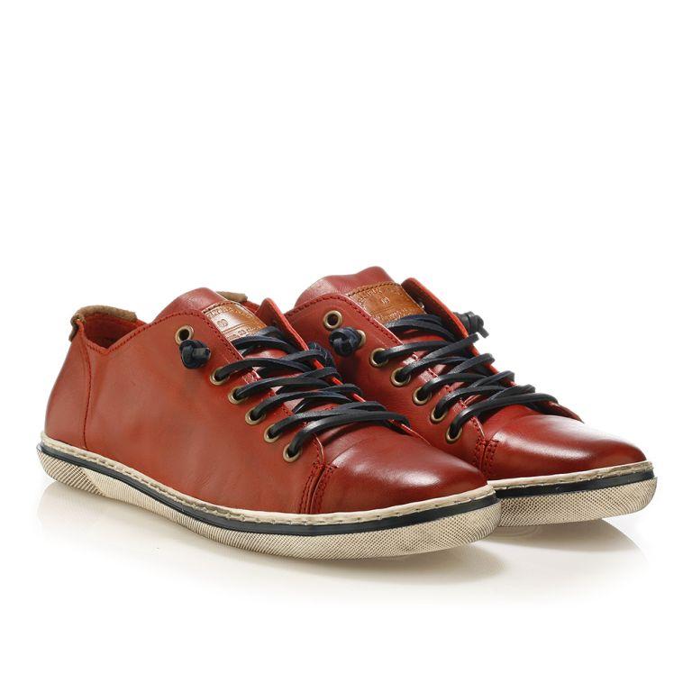 Ανδρικό sneaker Urbanfly Κόκκινο