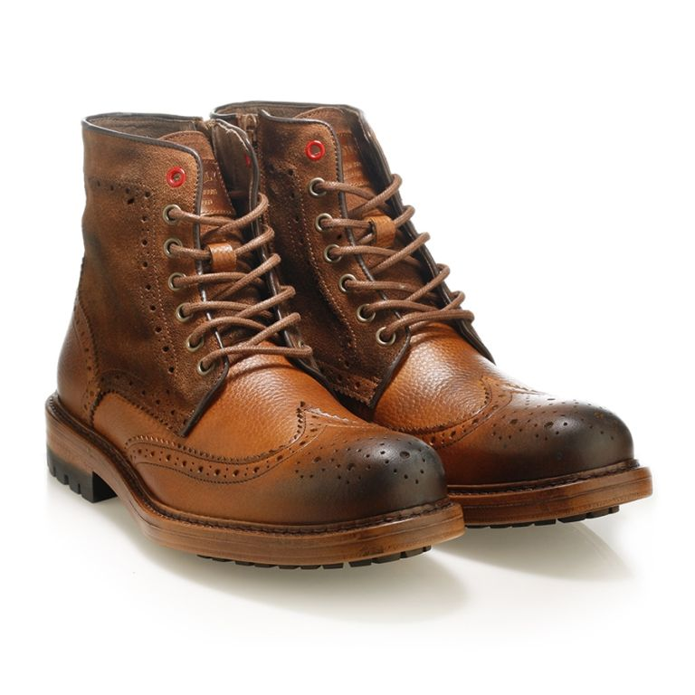 Urbanfly boot Κονιάκ