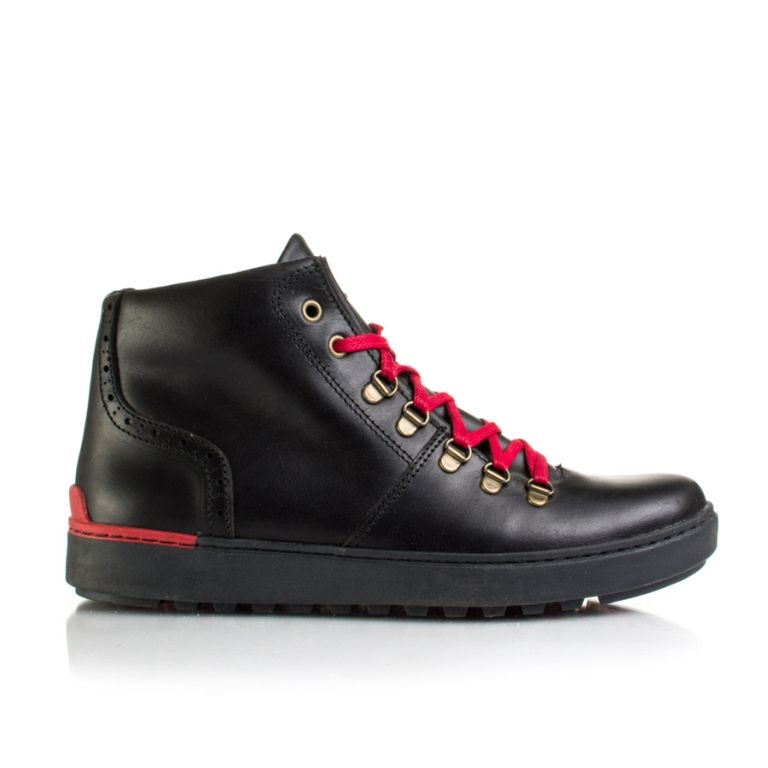 Tsilinikos Boot Μαύρο