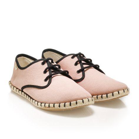 Υφασμάτινα casual παπούτσια Ροζ