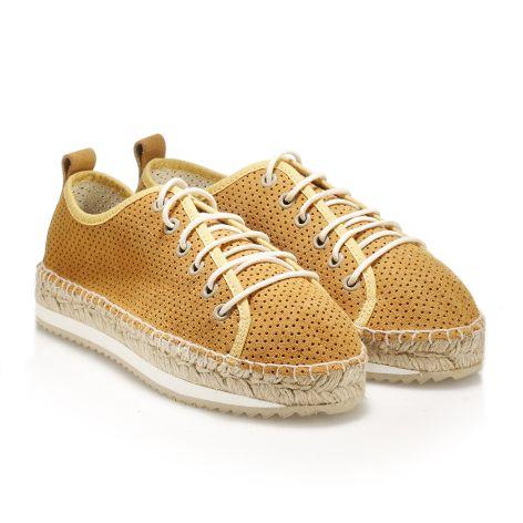 women's casual shoes (Αγγλικά) mustard