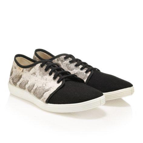 Casual παπούτσι Μαύρο