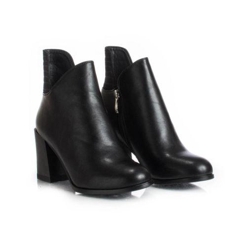 Betsy_black_womens_ankle_boot Μαύρο