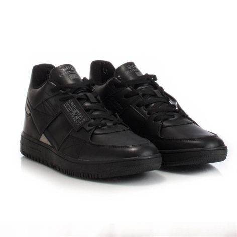 Crosby_black_mens_sneakers Μαύρο