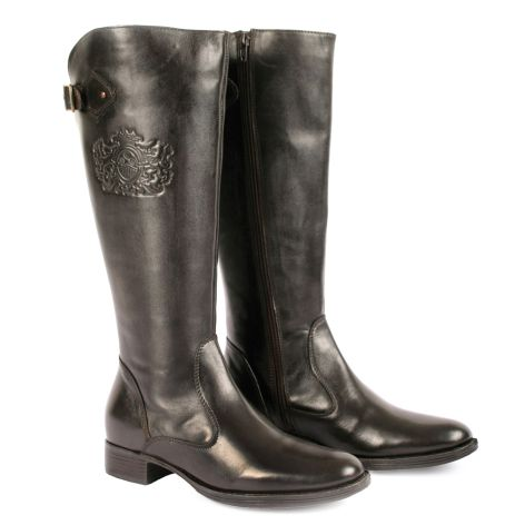 Dazzle riding boots Brown