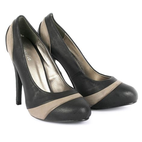 Gloria pumps Black