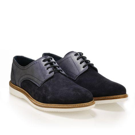 JackMorgan smart shoe (Αγγλικά) Navy