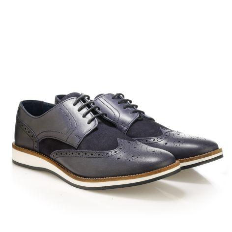 JackMorgan smart shoe Μπλε