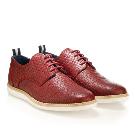 JackMorgan smart shoe Κόκκινο