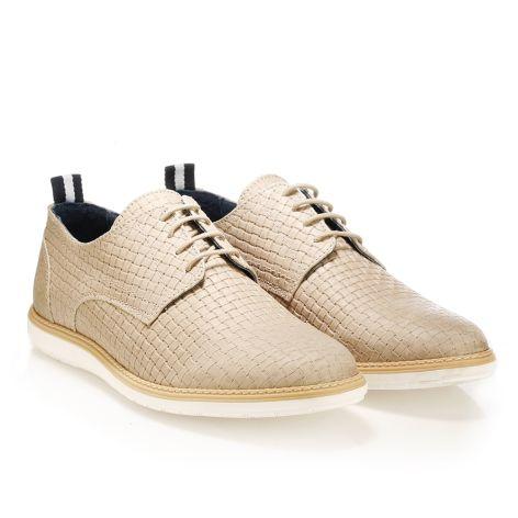 JackMorgan smart shoe (Αγγλικά) Beige