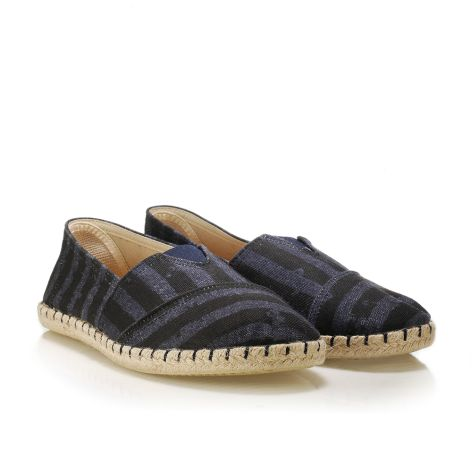 Koyuk men's espadrilles made of fabric Navy