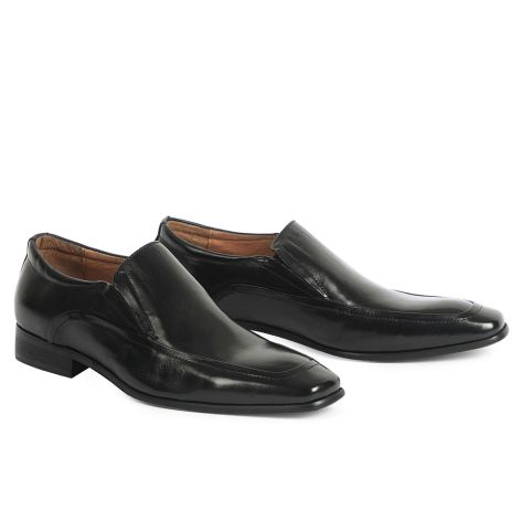 Mario Donati dress shoe Black