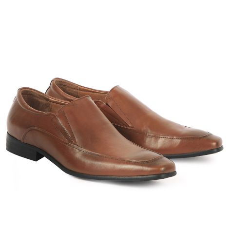 Mario Donati dress shoe Tan