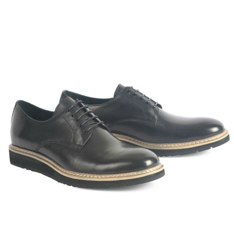 Mario Donati men's derby Black