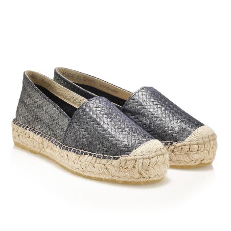 Palm Tree Women's espadrille Μπλε