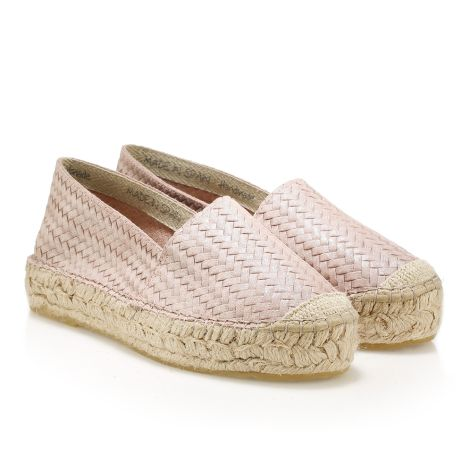Palm Tree Women's espadrille Ροζ