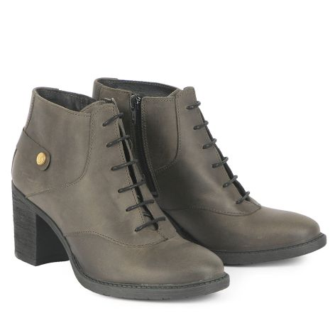 Playmotives casual boot Charcoal grey
