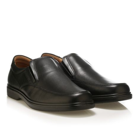 Soconfor leather shoes Black