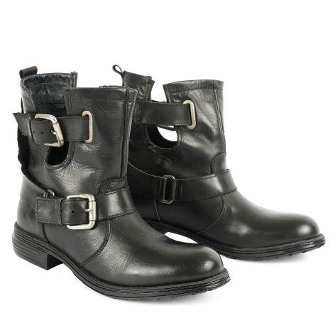 Tavu casual boot Black