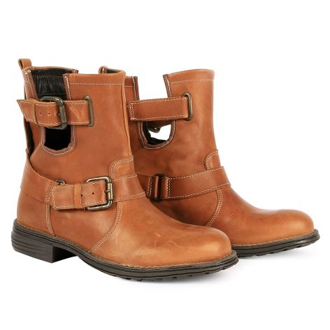Tavu casual boot Camel