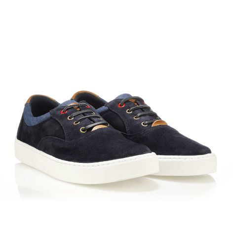 Urbanfly men's low-cut sneakers Navy