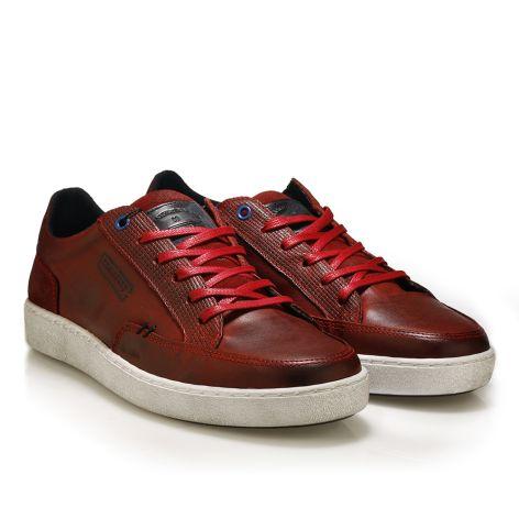 Urbanfly χαμηλά sneakers Μπορντώ