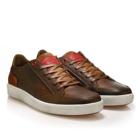 Urbanfly χαμηλά sneakers  Κονιάκ