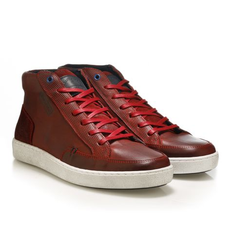 Urbanfly high-cut sneakers in bordeaux Bordeaux
