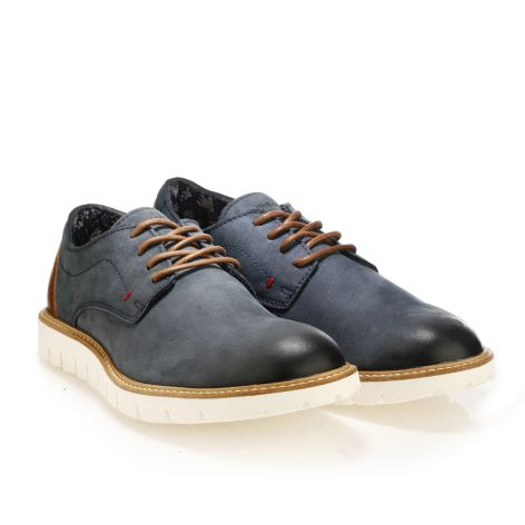 Urbanfly men's smart shoes Navy