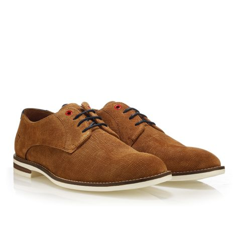 Urbanfly men's derbys Tan