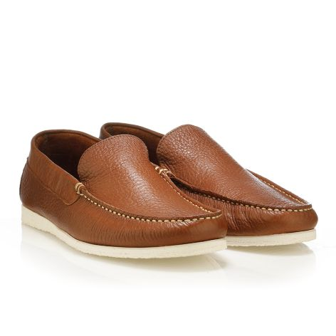 Urbanfly men's loafers Tan