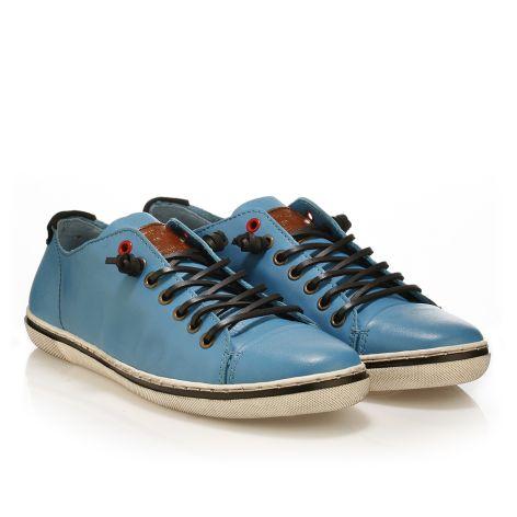 Ανδρικό sneaker Urbanfly    Γαλάζιο