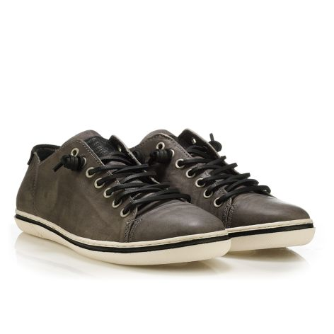 Urbanfly men's low-cut sneakers Grey/Black