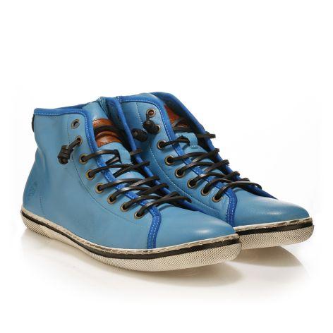 Ανδρικό casual μποτάκι Urbanfly  Light blue