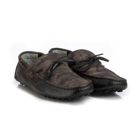 Urbanfly men moccassins Μαύρο