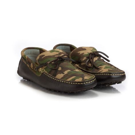 Urbanfly men moccassins Καφέ