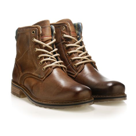Youth Republic men's boots Brown