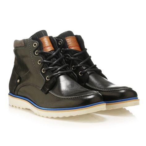 Youth Republic men's boots Μαύρο