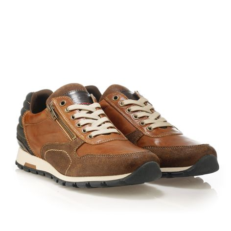 Youth Republic men's sneakers Brown