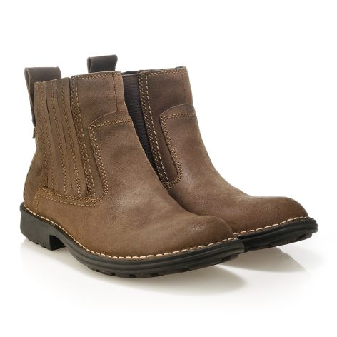 Bussola leather boots  Brown