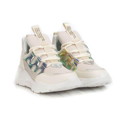 crosby beige women sport shoe Μπεζ