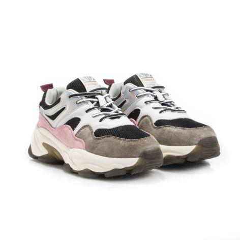 Crosby_womens_sneakers Λευκό
