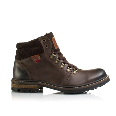 Urbanfly hiking boot Brown