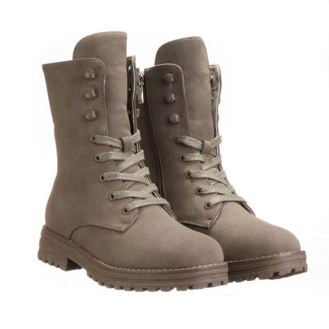 Keddo_beige_womens_boots Μπεζ