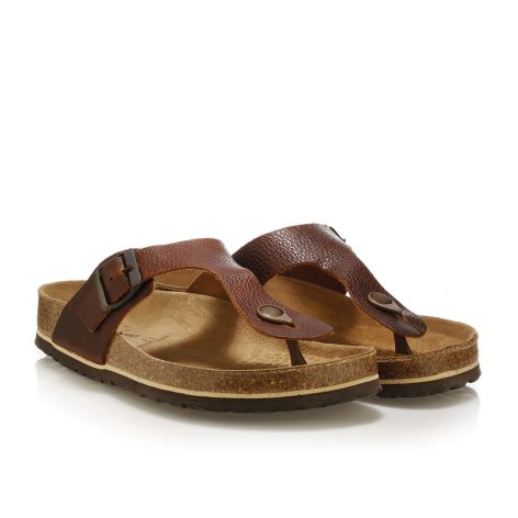 Mario Donati mens' sandals Brown