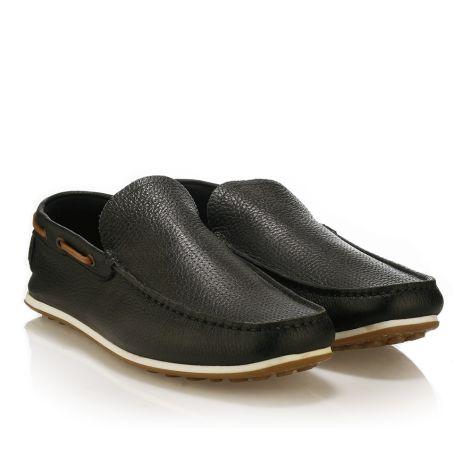 Δερμάτινα loafers Urbanfly  Μαύρο
